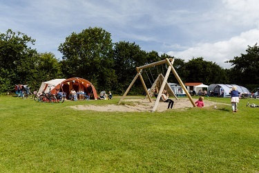 Strand Zuid-Holland camping