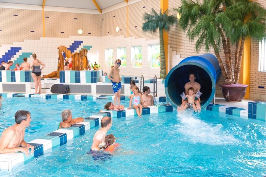 Beekse Bergen Zwembad.Campings Met Binnenzwembad Overdekt Zwembad